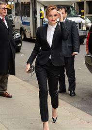 Emma Watson Suit