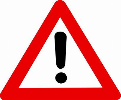 Warning Sign Alert Clipart 1695 Christmas Exclamation