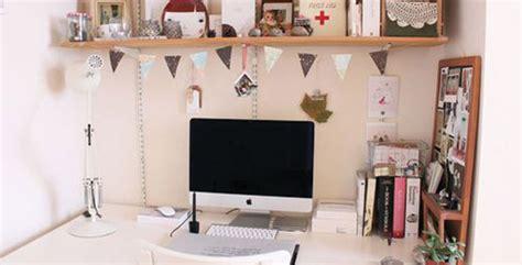 idee bureau petit espace idées rangement bureau