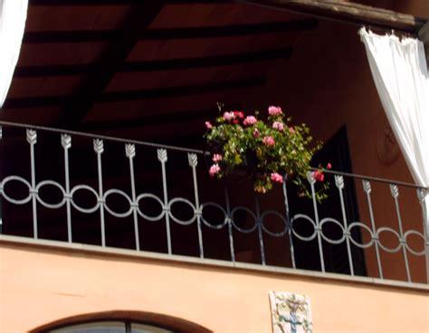 ringhiera giardino galleria arredi per il giardino balconi e ringhiere