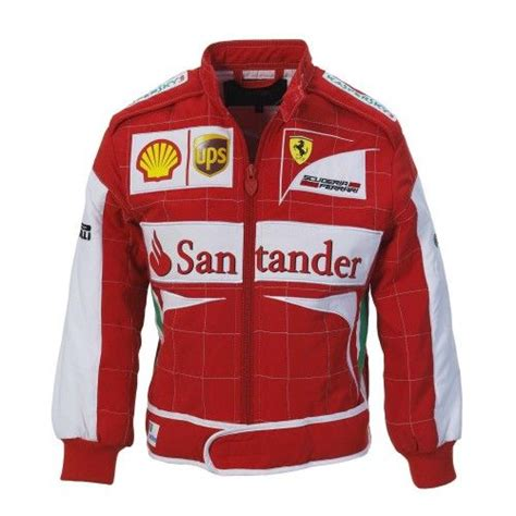 See more ideas about nascar racers, nascar, stock car racing. Kid's Ferrari F1 Pilot Overalls Jacket Replica #ferrari #ferraristore #jacket #suit #overall # ...