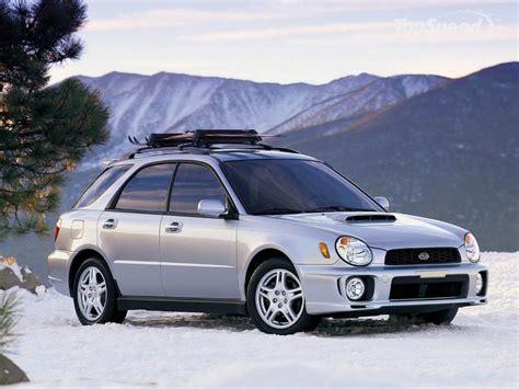 Subaru Impreza Station Wagon by 2006 Subaru Impreza Station Wagon Ii Pictures