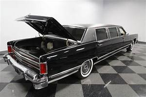 1979 Lincoln Continental Limousine For Sale  79372