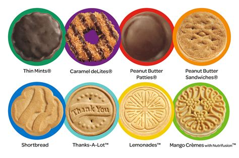 scout cookie girl scout cookies will now be sold online what s the action
