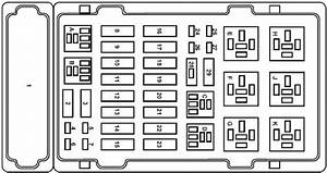 2001 E350 Fuse Box Diagram