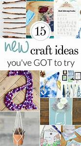 15, New, Craft, Ideas, You, Need, To, Try, In, 2020