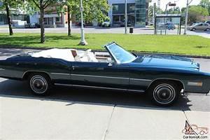 Cadillac Eldorado Cabriolet : 1976 cadillac eldorado cabriolet coupe 2 door ~ Medecine-chirurgie-esthetiques.com Avis de Voitures