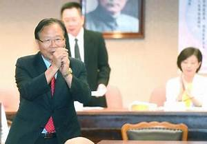 KMT's Lin Te-fu elected party caucus convener - Taipei Times