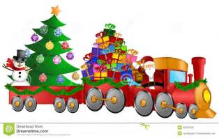 santa reindeer snowman gifts tree stock illustration image 22320705