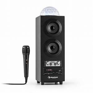 Bluetooth Lautsprecher Sd Karte : auna portabler 2 1 bluetooth lautsprecher usb discostar online kaufen otto ~ Yasmunasinghe.com Haus und Dekorationen