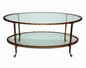 Couchtisch Glas Oval : attraktive glas oval couchtisch und antik gold geh mmert eisen oval couchtisch mit glas dessau ~ Orissabook.com Haus und Dekorationen