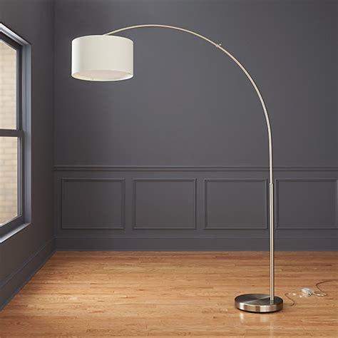 big dipper silver arc floor lamp reviews cb
