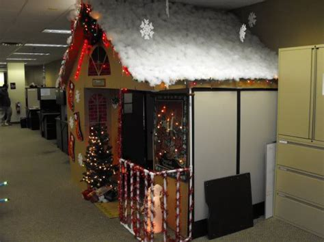 christmas cubicle  christmas cubicle gallery