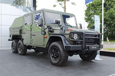 Militärfahrzeuge Der Militär-messe Eurosatory 2014