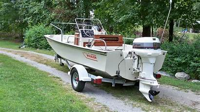 Whaler Montauk Boston Boats 1989 Usa Guard