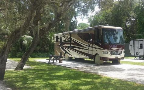 seminole campground park myers fort florida charming north rv camping