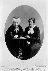 Elizabeth Cady Stanton – Suffragist and Women's Rights ...