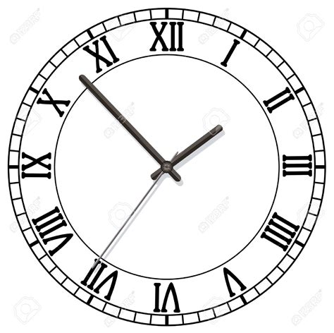 Uhr Mit Zahlen by Malvorlage Zifferblatt Malvorlagencr