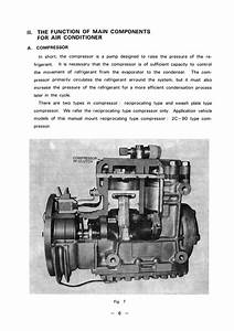 Toyota Service Manual - Air Conditioning System