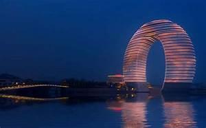 Sheraton Huzhou Resort Mad Architects Cubeme2