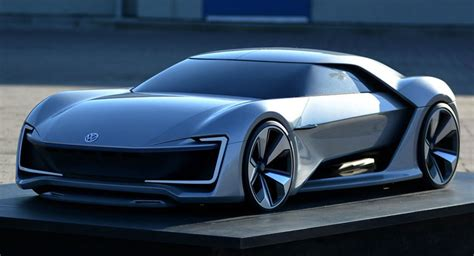 Vw Gt Ge Is A Company Sponsored Thesis For Sports Ev