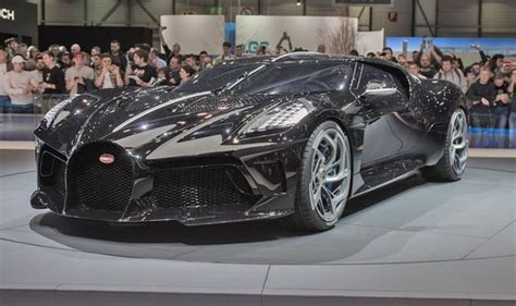 Bugatti has a reputation for gracing many racing tracks over the years. Bugatti La Voiture Noire Car Price In India - Supercars Gallery