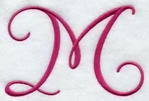 fancy letter m images