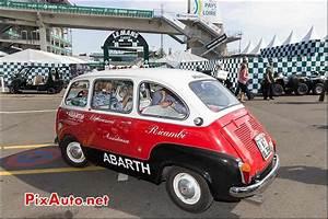 Fiat Utilitaire Le Mans : le mans classic village clubs parades ~ Gottalentnigeria.com Avis de Voitures