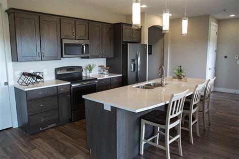 slate grey kitchen cabinets aspect lancaster poplar cabinets with hanstone basento 5318