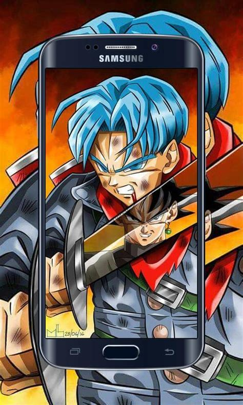 Anime Wallpaper App - wallpapers dbs anime for android apk