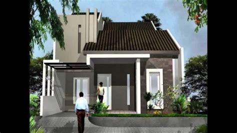 desain rumah minimalis modern    yg  trend