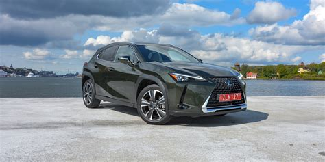 lexus ux  drive review driving impressions