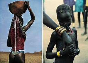 Photographers Explore The Lives Of Dinka People In Southern Sudan And Their Relation With Nature