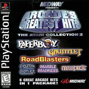 Arcades Greatest Hits Atari Collection 2 Sony Playstation