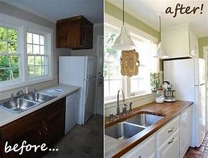 Art cheap kitchen makeover kitchen home decor pinterest for Cheap kitchen makeover