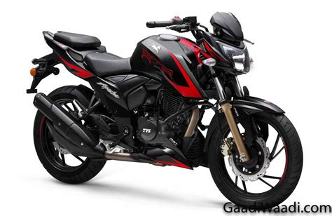 Apache Rtr 200 4v 2019 by Bluetooth Enabled Tvs Apache Rtr 200 Launched At Rs 1 14 Lakh