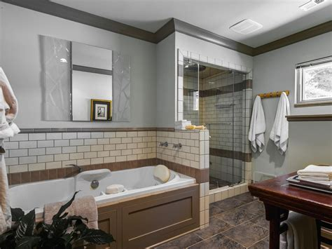 Craftsman Style Bathroom Ideas by Tile By Style The Roots Of A Craftsman Bathroom