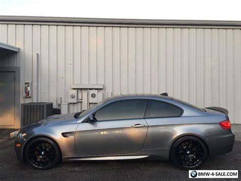2011 M3 Competition Package by 2011 Bmw M3 Competition Package For Sale In United States