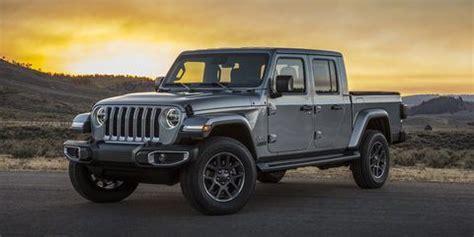jeep gladiator price rubicon overland specs release date