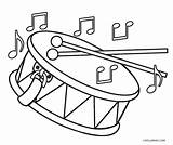 Coloring Printable Azspringtrainingexperience Instruments Cool2bkids Musical sketch template