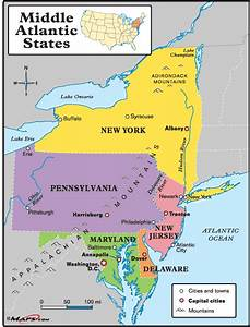 The Mid Atlantic Colonies