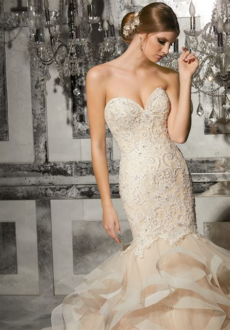 Designer Wedding Gowns Lace