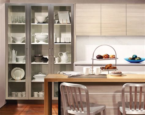 display cabinet with glass kitchen cabinet doors custom made modern aluminum frame