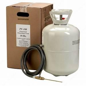 Mousse isolante UltraSeal® PF 100 en bombonne professionnelle 16 lb Quincaillerie Richelieu