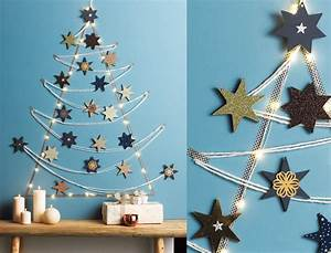 Decoration Noel A Faire A La Main Dcoration De Nol