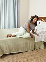 get out of mattress after bypass surgery getting up and out of bed