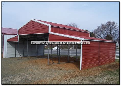 Inexpensive Carport by Viewing A Thread Inexpensive Barn Ideas Anyone Turn One