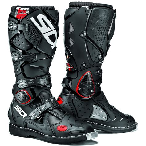 motocross motorcycle boots sidi crossfire 2 mx enduro off road steel toe srs