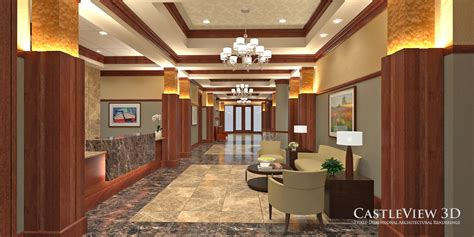 commercial architectural renderings  castleviewdcom