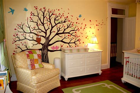Cool And Unique Baby Nursery Design Ideas
